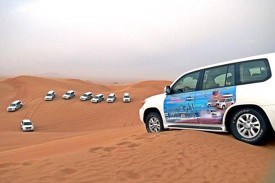 Safári no deserto de Dubai, incluindo...
