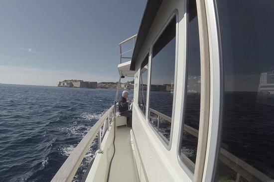 Excursión en yate Dubrovnik desde la...
