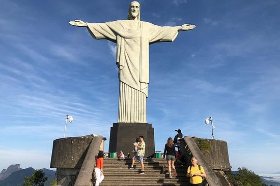 Corcovado with Christ Statue - Be One...