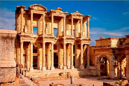 Small-Group Tour to Ephesus From...