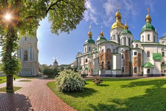 Full Day Private City Tour af Kiev
