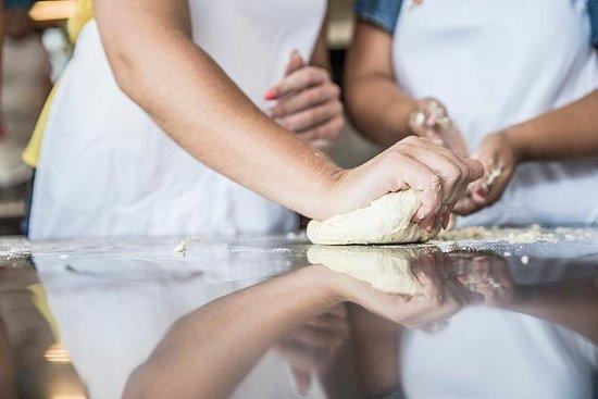 Atelier de cuisine à Taormine...