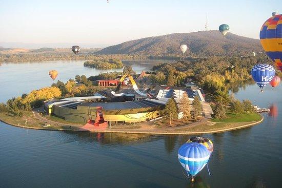 Canberra Hot Air Balloon Flight at...