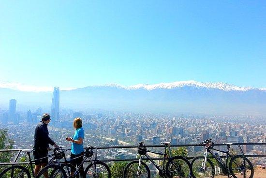 Excursão de bicicleta na Colina San...