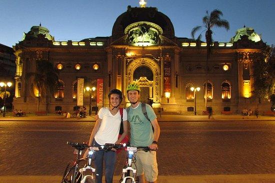 Cicloturismo serale di Santiago