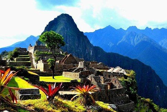 Machu Picchu hel dags tur med tog