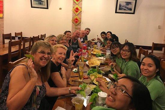 Visita privada a Ho Chi Minh y comida...