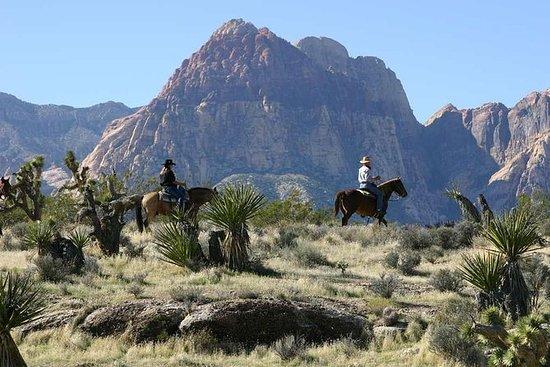 Red Rock Canyon paardrijtocht en ...