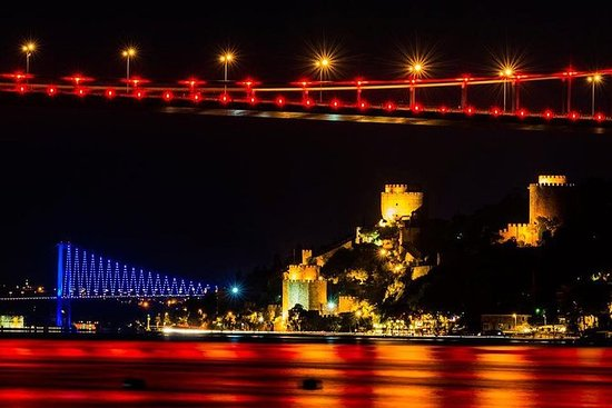 Fête du Nouvel An à Istanbul sur le...