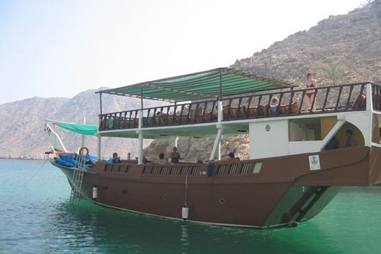 Musandam Dibba Day Trip from Dubai...