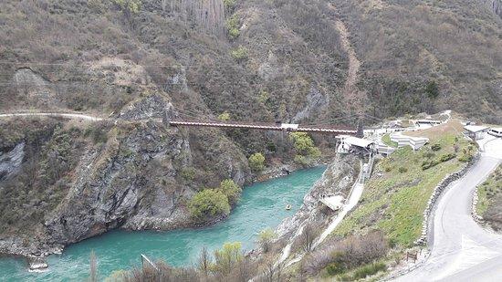 Gibbston, Neuseeland: Kawarau Bridge