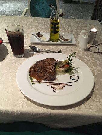 Italiaans a la carte restaurant