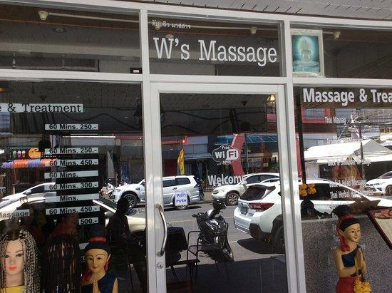 W´S Massage