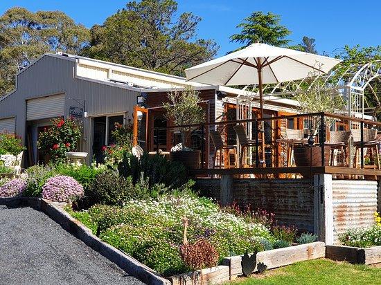 Entrance - Hill End Estate Picture