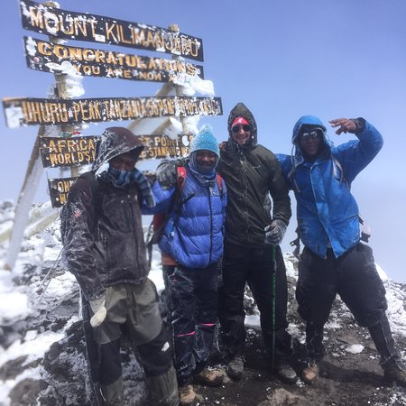 Rongai Route to Top of Africa Kilimanjaro