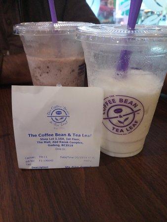 The Coffee Bean Tea Leaf Bandar Seri Begawan Unit Gf 02a The Centerpoint H Gadong Be Menu Prices Restaurant Reviews Tripadvisor