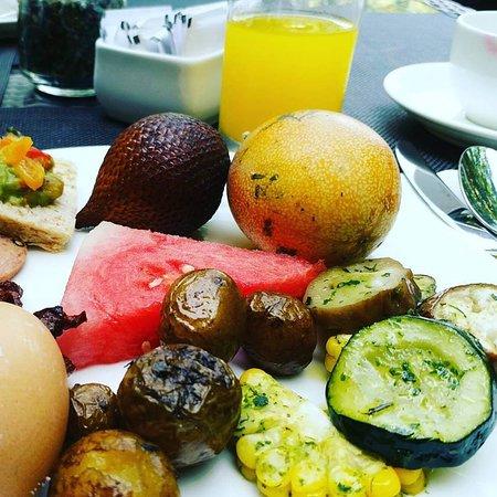 Breakfast Buffet Picture Of Hilton Garden Inn Bali Ngurah