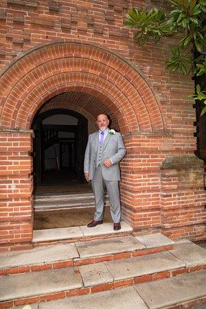 Brides Step Father Mr Gordon Higgon) 2018