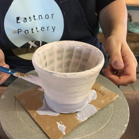 Eastnor Pottery & The Flying Potter: photo1.jpg