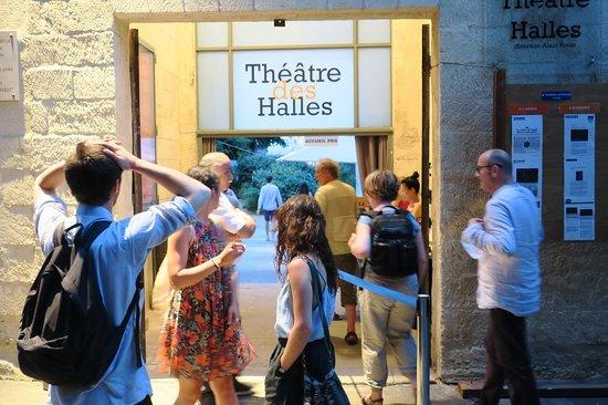 Theatre des Halles