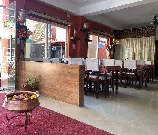 Beni, Nepál: Restaurant