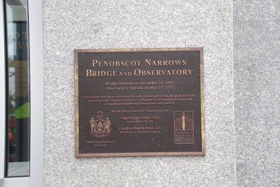 Penobscot, ME: Entrance