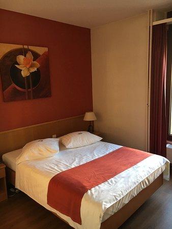 Hotel Aulac : Camera 216