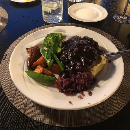 Blind River, Kanada: Bison Steak (Special Of The Day)