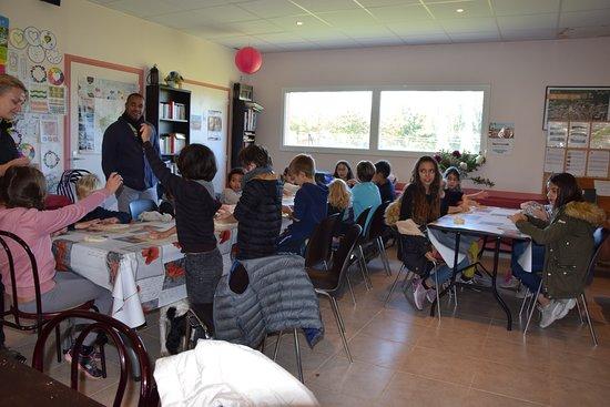 Montlaur, Γαλλία: Activités pâte à sel