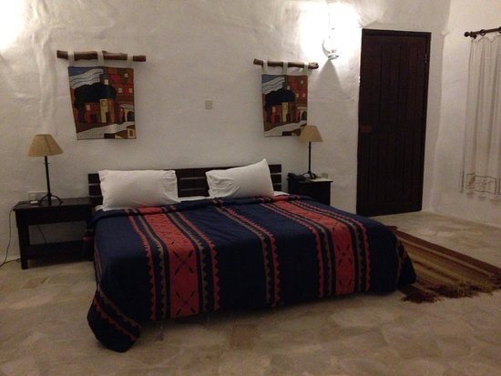 Hayatt Zaman Hotel and Resort: molto spaziosa ed accogliente