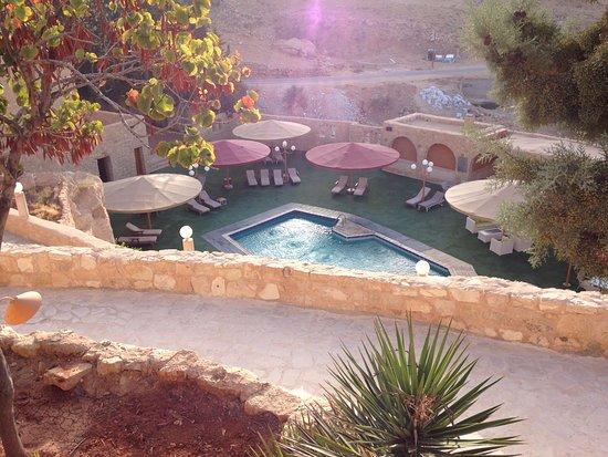 Hayatt Zaman Hotel and Resort: Piacevole piscina