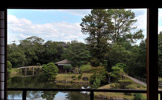旧津山藩別邸庭園