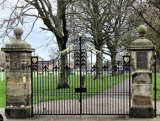 Thornton Memorial Public Park