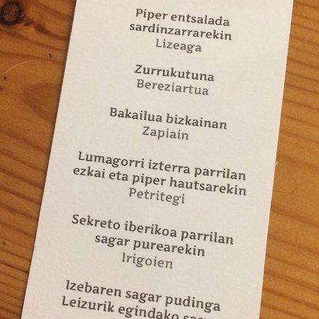 """Extraordinaria """"Afari Maridatua Euskal Sagardoarekin"""""""