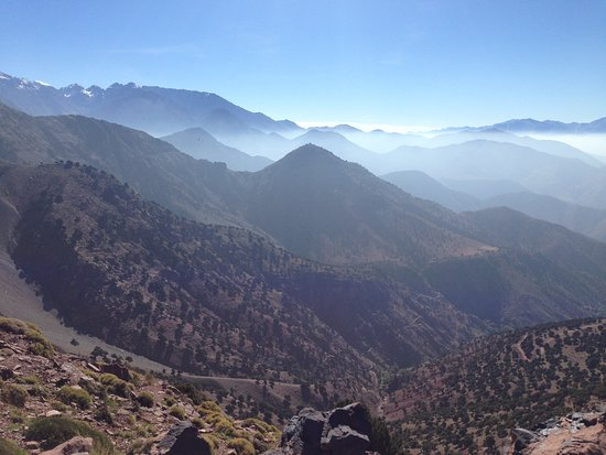 Oukaimeden, Maroc : Viewpoint