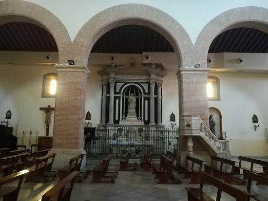 Iglesia de la Encarnacion: Interior