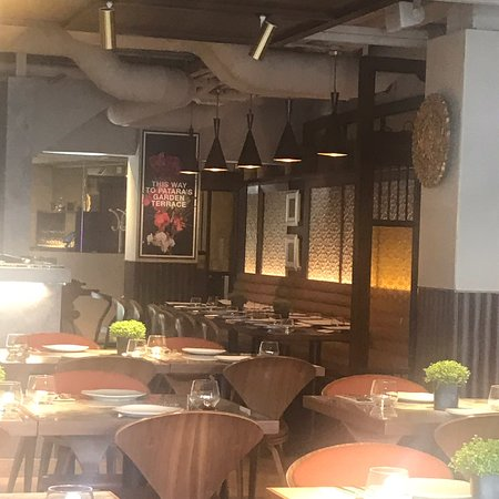Patara london - Review of Patara Fine Thai Restaurant ...