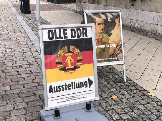 Apolda, Niemcy: Museumsbaracke Olle Ddr