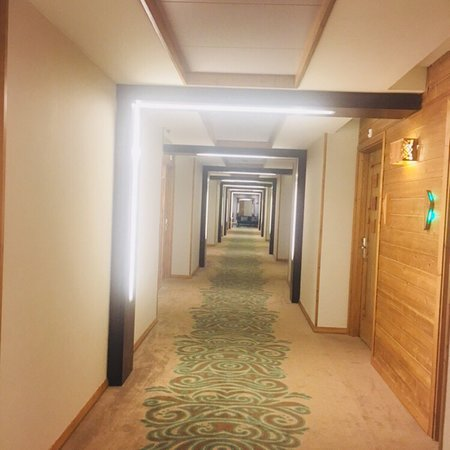 Babolsar, Iran: Mizban Hotel