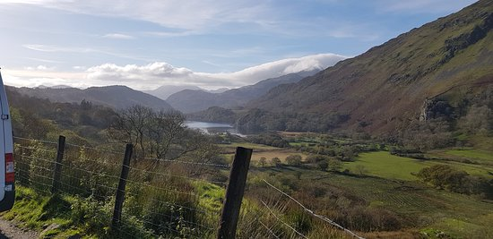 Llanbrynmair, UK: Our travels in Snowdonia National Park