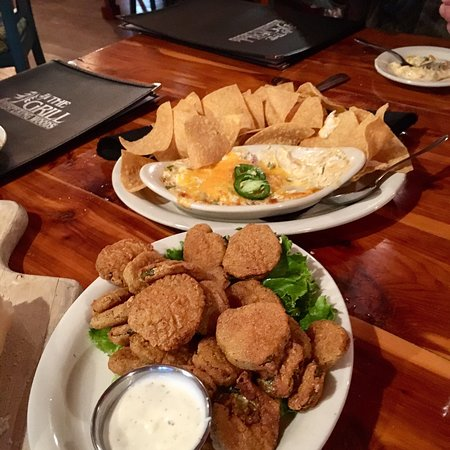 Jordan, Αρκάνσας: Their Fried pickles are tasty