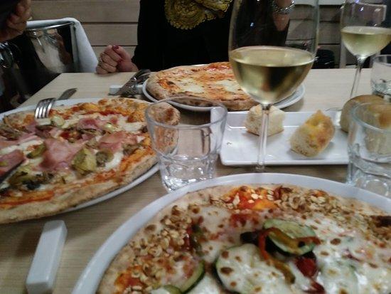 pizze e vino