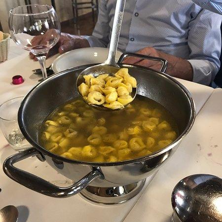 Pranzo sulle colline modenesi