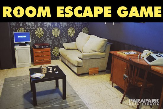 Parapark, Real Escape Game
