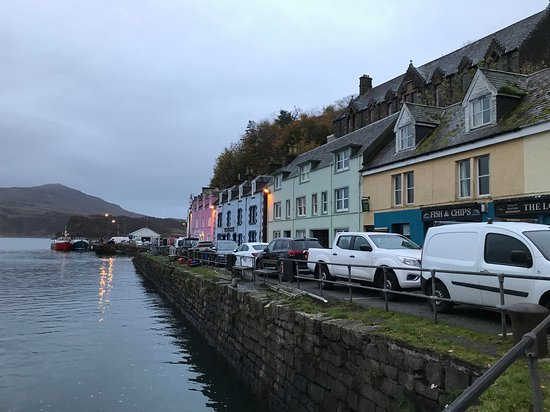 Isle Of Skye. Best Of Skye Full Tour. A Small Group Tour.: Portree Harbor