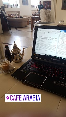 Cafe Arabia照片