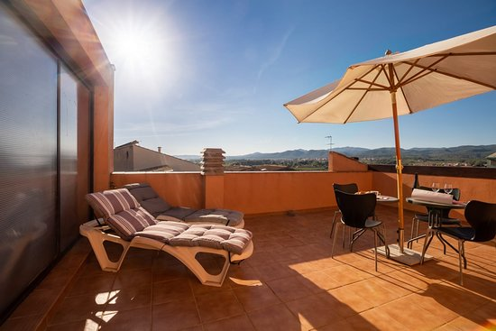 Sant Jaume dels Domenys, Spanyol: ready to relax?