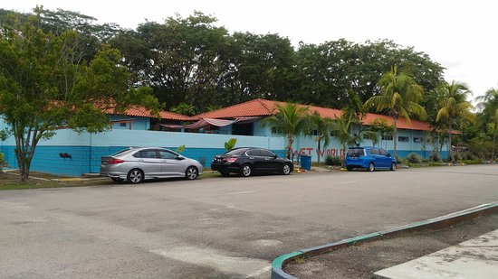 Negeri Sembilan, Malaysia: Pedas Hot Spring Water Park