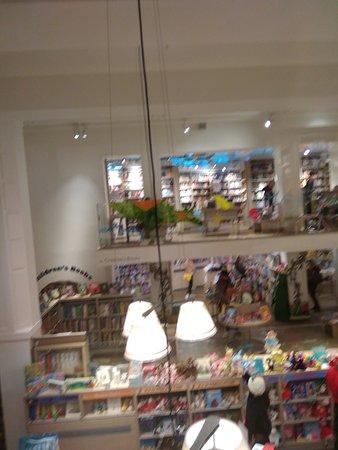 Foyles Bookshop