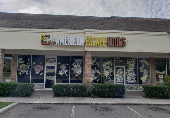 ‪American Escape Rooms‬